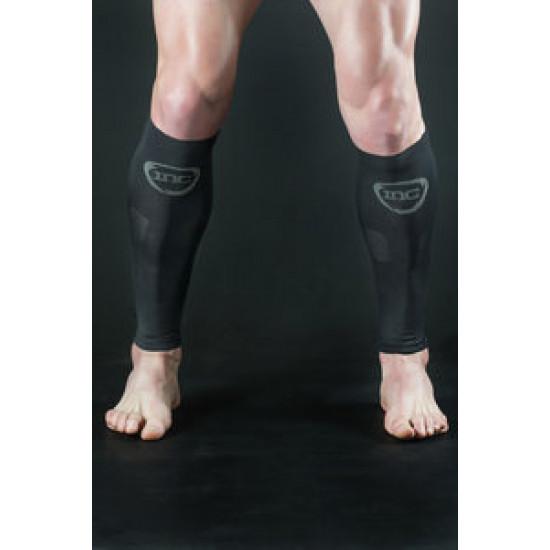 INC Competition Compressie Calf Sleeves flash Class 1 (15-21 mmHg) zwart