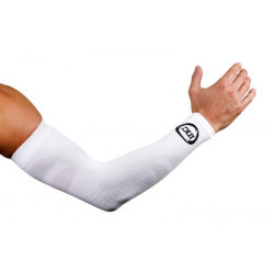 INC Competition Compressie Armsleeves flash Class 1 (15-21mmHg) wit