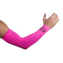 INC Competition Compressie Armsleeves flash Class 1 (15-21mmHg) roze