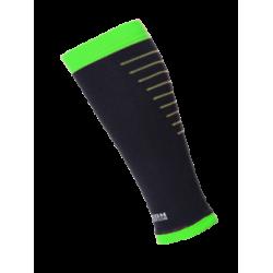 Horizon Calf sleeves compressie sleeves zwart/groen