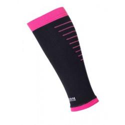Horizon Calf sleeves compressie sleeves zwart/roze