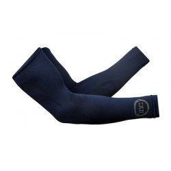 INC Competition Compressie Armsleeves flash Class 1 (15-21mmHg) donker blauw