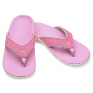 Spenco yumi slipper pink dames